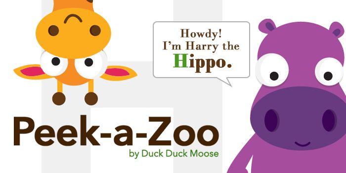 鸭鸭鹿【童谣】欢乐动物园