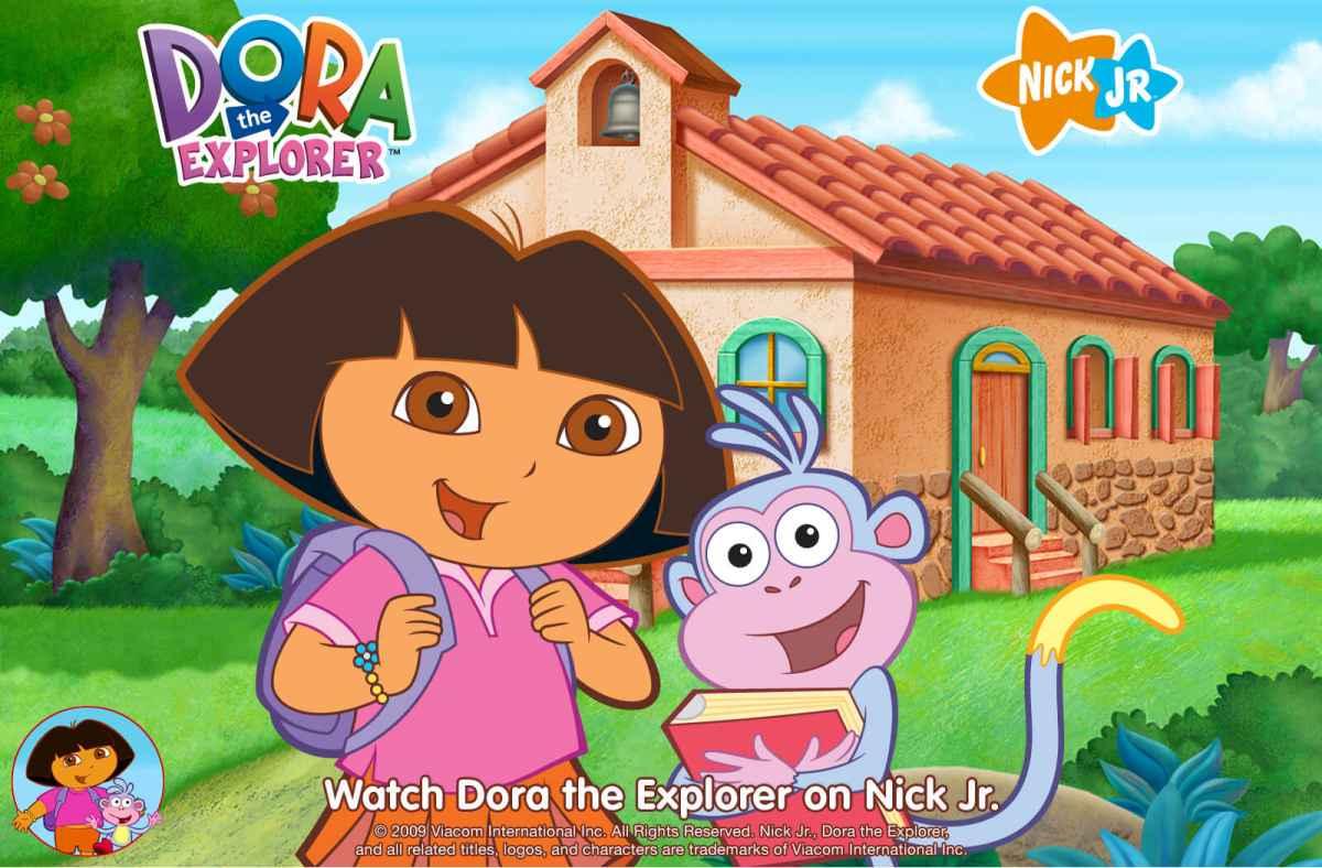 爱探险的朵拉 Dora the Explorer