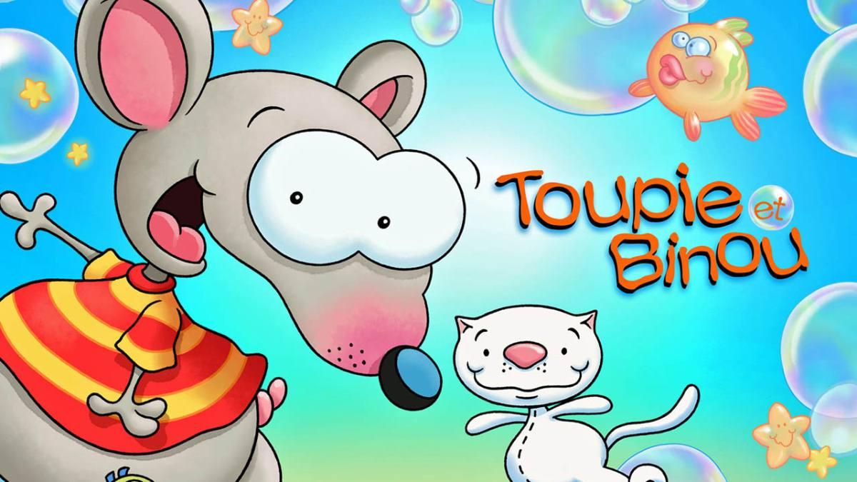 大鼠和小猫 | Toopy and Binoo